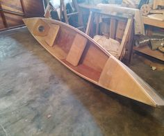 "Hi!I developed the urge to build my own canoe/kayak. It took a while to get the courage for the undertaking, and my research took me down several possible avenues. Eventually, with the tools, time and money I had on hand, I settled on a ""stitch & glue"" building method using plywood, fibreglass and varnish.This is the story of how I did it. Took me four months of about an hour per day, and a couple of weekend days. The total length of the boat is just under 4 meters.The end resul..."