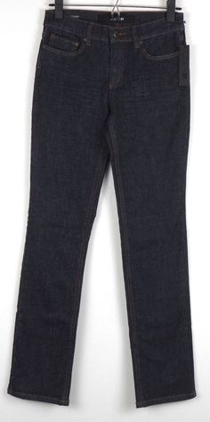 Joe's Straight + Narrow Brixton Jeans Boys Size 14 Dakota Wash Indigo New #JoesJeans #SlimSkinny #Everyday