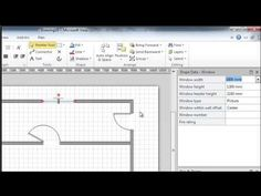 How to Make a Floorplan in Excel : Microsoft Excel Tips - YouTube