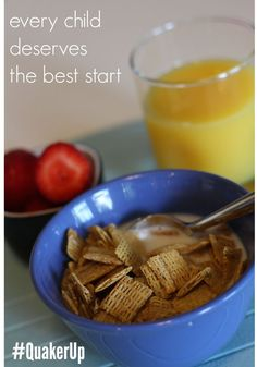 Every kid deserves the best start to their day and that includes breakfast! Here are some easy ways to support teachers! Here are some ways you can help support teachers and their students just by doing what you'd normally be doing-- buying products you'd normally buy.  I love it! #teachmama #quakerup #backtoschool #supportteachers #teachers #breakfast #education #kids #support