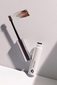 "Glossier Boy Brow - 15 Beauty Products Made for Lazy Girls - Southernliving. BUY IT: $16; Glossier.com  Billed as an ""all-in-one brow fluffer, filler, and shaper,"" this brow tint is all you need for polished, face-framing arches. Better yet, there's no need for brow pencils or brow powders—or their time-consuming application. With just a few swipes of Glossier's Boy Brow (in blond, brown, or black), your brows will stay in place all day—looking so nice you won't think twice."