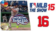 MLB 15 #16 - Mad Dog hats einfach drauf - Let's Play MLB 15: The Show