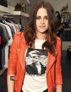 Kristen Attends Jillian Dempsey's Jewelry Launch