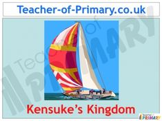 Kensuke's Kingdom by Michael Morpurgo KS2 teaching resources