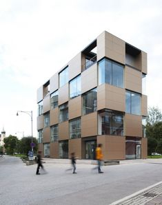 Atelier Thomas Pucher and Bramberger [architects] | NIK