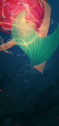 I love this! #TheLittleMermaid