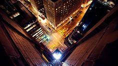Manhattan in motion