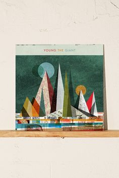 Young The Giant - S/T LP