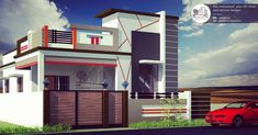 We design your home in an exceptional way and put creativity beyond your imagination. Convert your bigger dreams into reality with Share your plans with us Now. Call or WhatsApp us on :- Office :- Single Floor House Design, Bungalow House Design, House Front Design, Small House Design, Design Your Home, Cool House Designs, Modern House Design, House Elevation, Front Elevation