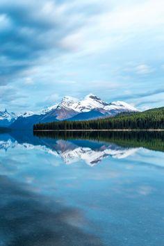 """lsleofskye: """" Maligne Lake """""""