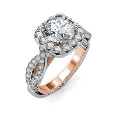 The Vera Halo Ring at the best price in India! This ring can be completely customized and you can choose the metal color, metal purity, diamond quality and more! Latest designs in solitaire diamond rings, earrings and pendants. Engagement Ring Buying Guide, Perfect Engagement Ring, Engagement Rings, Diamond Solitaire Rings, Halo Rings, Wedding Rings Online, Diamond Sizes, Colored Diamonds, Round Diamonds