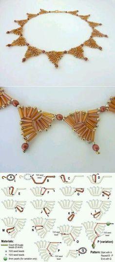 #beadedjewelrypatterns