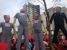 BLOG DO IRINEU MESSIAS: Povo na rua  entuba o Golpe FHC, leva o Gilmar par...