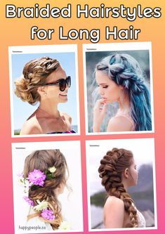 Most Popular Braided Hairstyles for Long Hair