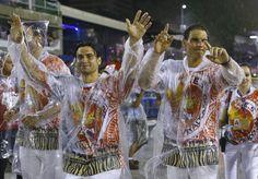 Rafael Nadal enjoys the Rio Carnival with David Ferrer and Gustavo Kuerten [PHOTOS/VIDEO] | Rafael Nadal Fans