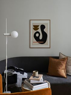 Is your living room missing a focal point? Try our abstract art prints! Sculptural 01 Art print by Jan Skacelik exclusively for THE POSTER CLUB. His paintings explore the playful world of geometric and organic shapes combined with pastel colours. This striking print is sure to stand out and make an impression. Discover more from The Poster Club! #theposterclub #artprint #copenhagen Worldwide shipping. Geometric Drawing, Minimalist Interior, Organic Shapes, Living Room Bedroom, Home Decor Inspiration, Framed Art Prints, Wall Decor, Sculpture, Art Walls