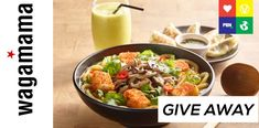 GIVEAWAY: Win Two Vegan Meals At Wagamama + Entry To Exclusive Event  https://www.plantbasednews.org/post/giveaway-win-vegan-meals-wagamama