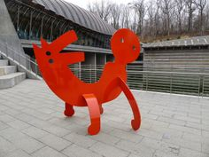 A Day at the Crystal Bridges Museum of American Art