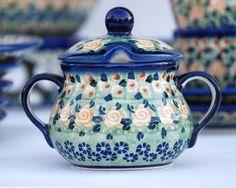 a sugar bowl - unique series - www.tujestmojemiejsce.pl
