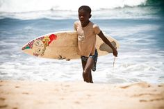 Grom in Liberia.