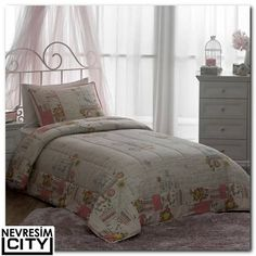 Linens Alissa yatak örtüsü modeli
