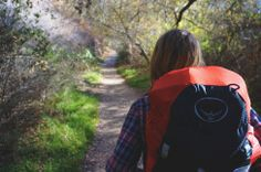 backpacking in big sur