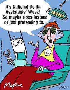 National Dental Assistants' Week