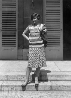 youthful Coco Chanel