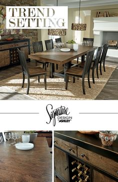 Emerfield Dining Set   Trend Setting   Home Furniture And Accessories   Ashley  Furniture   #