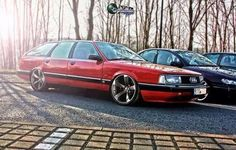 Audi Type 44 Avant