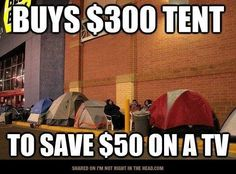 Best Funny Quotes : Black Friday.
