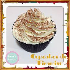 Emma's Cupcakes: Cupcakes de Tiramisú