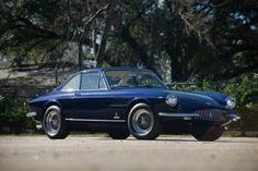 1967 Ferrari 330 GTS.  Rare beauty.