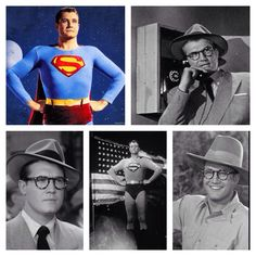 GEORGE REEVES SUPERMAN