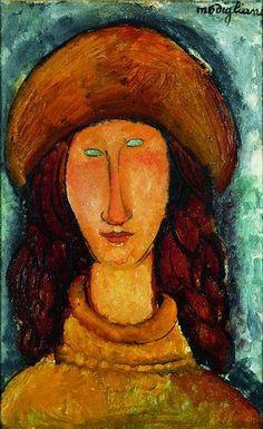 1311048-Amedeo_Modigliani_Jeanne_Hébuterne.jpg (337×550)