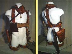 Landsknecht paratrooper gear by Noctiped on DeviantArt