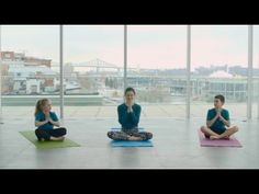 Yoga pour enfants - Défi des Cubes énergie 2016 - YouTube