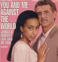 Tamara Tunie & Michael Swan (Jessica & Duncan McKechnie)  -  As the World Turns