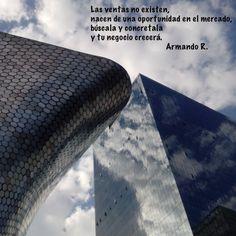 Grupo CARSO Ciudad de México, que cerca se ve el cielo, será que si se puede?