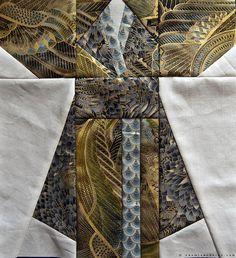 Kimono Quilt Blocks - 1
