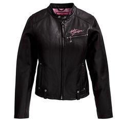 Harley-Davidson Women's Pink Label Leather