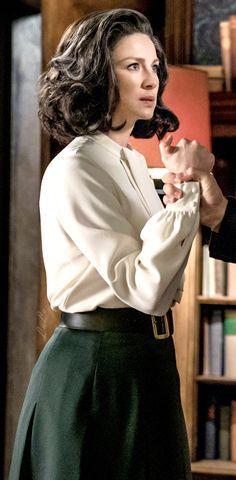 Claire, season 3