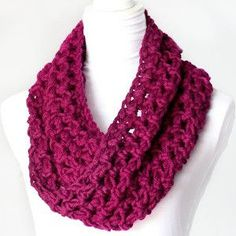 Free Scarf Crochet Pattern