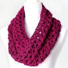 Free Scarf Crochet Pattern | FaveCrafts.com