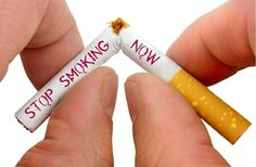 This home remedy actually works to quit smoking!!! Can't believe it worked better than Nicorette for me!