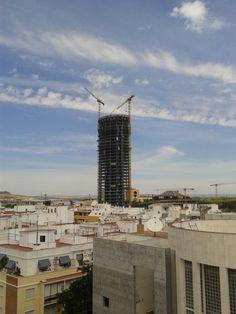 SEVILLA | Torre Cajasol | 180 m | 40 pl | En construcción - Página 212 - SkyscraperCity