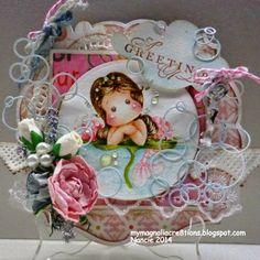 My Magnolia Cre8tions: Magnolia DT Spring/Easter Blog Hop