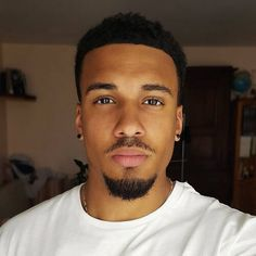 Splendid nice 25 Impressive Black Curly Hairstyles for Men Find Your Own scorpioscowl.tumb The post nice 25 Impressive Black Curly Hairstyles for Men Find Your Own scorpioscowl.t appear . Gorgeous Black Men, Handsome Black Men, Men In Black, Black Bob, Beautiful, Black Men Haircuts, Black Men Hairstyles, Afro Hairstyles, Stylish Hairstyles