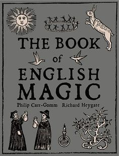 The Book of English Magic (book cover) - a brilliant book!