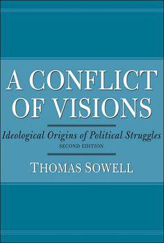 Thomas Sowell. Amazingly insightful.